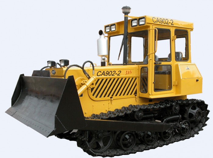 东方红CA902-2推土型拖拉机产品图图(1/1)