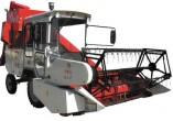 大丰王4LZ-2型自走式谷物联合收割机