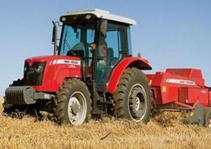 麦赛福格森MF1004型拖拉机产品图图