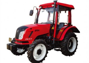 东风农机554型轮式拖拉机产品图图
