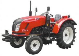 东风农机550型轮式拖拉机产品图图