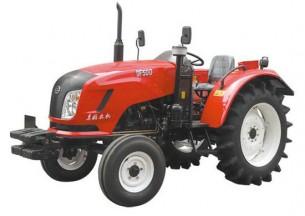 东风农机500型轮式拖拉机产品图图