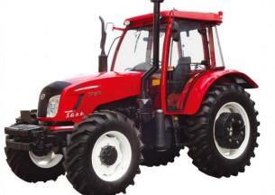 东风农机1354型轮式拖拉机产品图图