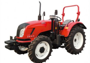 东风农机854型轮式拖拉机产品图图