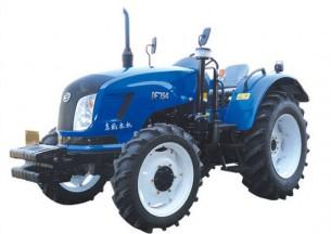 东风农机754型轮式拖拉机产品图图