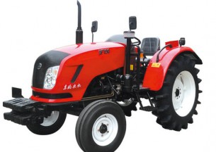 东风农机750型轮式拖拉机产品图图