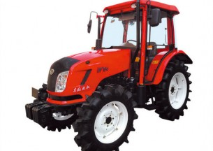 东风农机704型轮式拖拉机产品图图