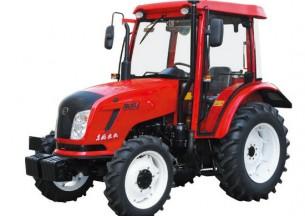 东风农机654型轮式拖拉机产品图图