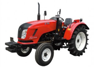 东风农机700型轮式拖拉机产品图图