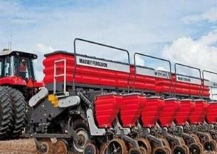 麦赛福格森MF9510-20免耕播种机产品图图