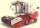 春雨4LZ-6自走式谷物联合收割机