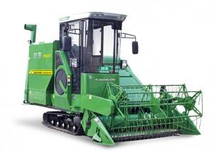 中联重科PQ45谷王水稻收割机产品图图