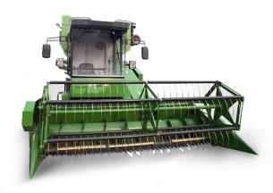 中联重科PH40谷王水稻收割机产品图图