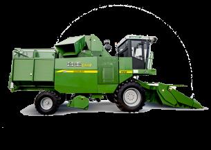 中联重科CA40谷王玉米收获机产品图图