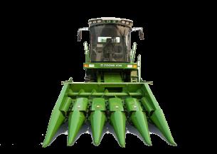 中联重科CA50谷王玉米收获机产品图图