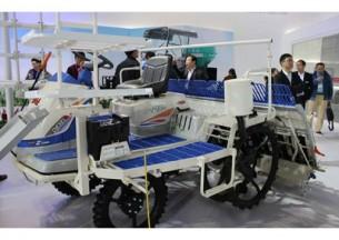 东风井关PZ80-25乘坐式高速插秧机产品图图