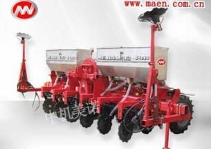中机美诺6106A气吸式玉米免耕播种机产品图图