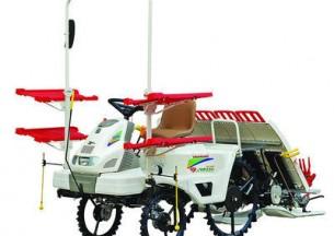 洋马VP4C乘坐式水稻插秧机产品图图