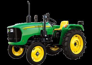 约翰迪尔280轮式拖拉机产品图图
