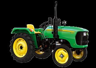 约翰迪尔300轮式拖拉机产品图图