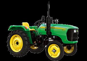 约翰迪尔320轮式拖拉机产品图图