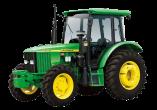 约翰迪尔5-854轮式拖拉机