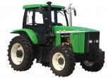 天拖TN1254型大马力轮式拖拉机