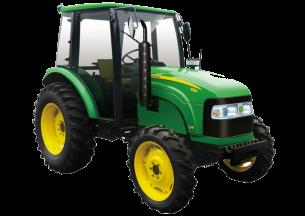 约翰迪尔654轮式拖拉机产品图图