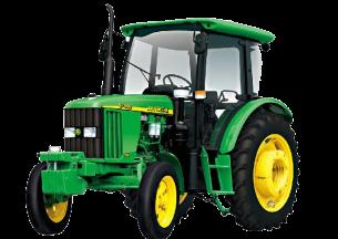 约翰迪尔5-800轮式拖拉机产品图图