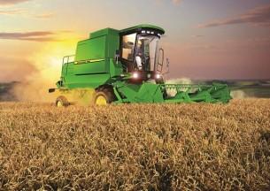 约翰迪尔C110+谷物收割机产品图图