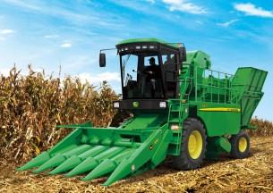 约翰迪尔Y215玉米收获机产品图图