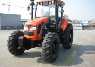 凯特迪尔1004轮式拖拉机产品图图