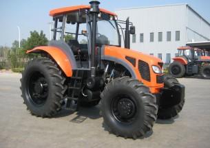 凯特迪尔1104轮式拖拉机产品图图