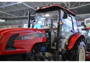 青岛乐星LS804拖拉机产品图图