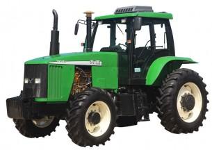 天拖TN1654型大马力轮式拖拉机产品图图