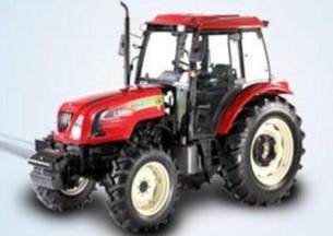 青岛乐星LS804-1拖拉机产品图图