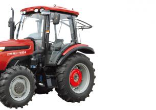 山拖农机TS850/TS854轮式拖拉机产品图图