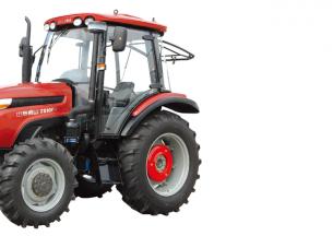 山拖农机TS1000/TS1004轮式拖拉机产品图图