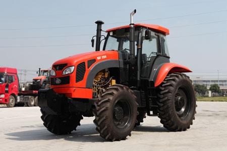凯特迪尔1254A轮式拖拉机产品图图(1/1)