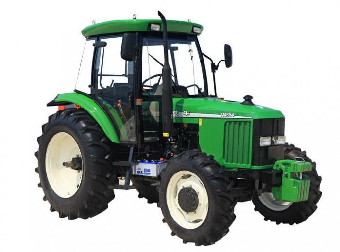 天拖TN654型轮式拖拉机产品图图(1/1)