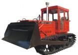 东方红CA802-1履带式拖拉机