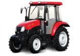 东方红500/504/550/554轮式拖拉机