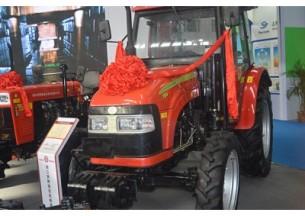 浙拖奔野704型拖拉机产品图图