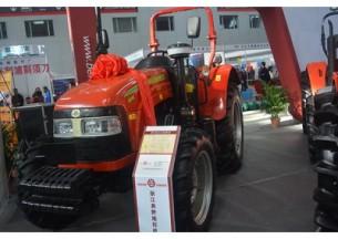 浙拖奔野804型拖拉机产品图图
