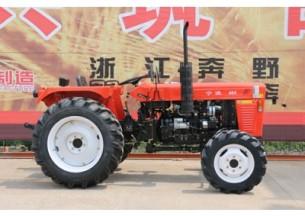 浙拖奔野404型拖拉机产品图图