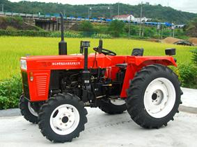浙拖奔野454型拖拉机产品图图