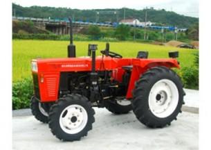 浙拖奔野304型拖拉机产品图图