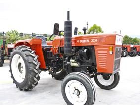 浙拖奔野320型拖拉机产品图图