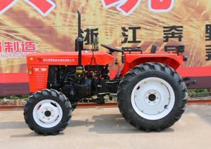 浙拖奔野354型拖拉机产品图图