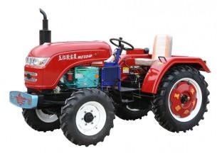 山东五征WZ324轮式拖拉机产品图图